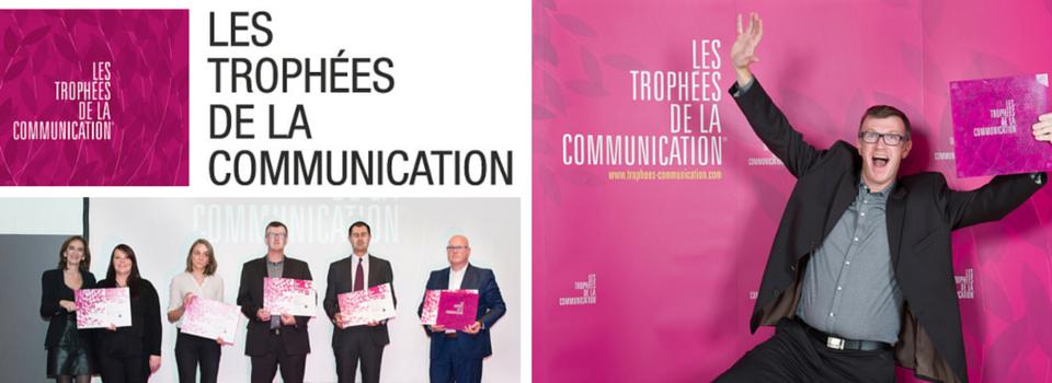 LC Design aux Trophées de la Communication