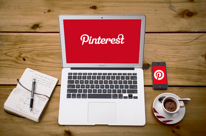Pinterest, outil d'inspiration visuelle