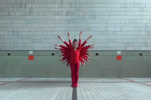 Bencicova-gymnaste