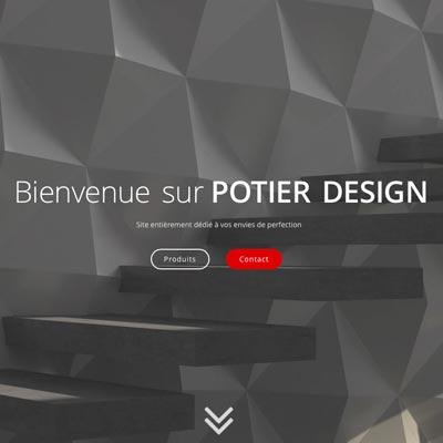 potier design . fr