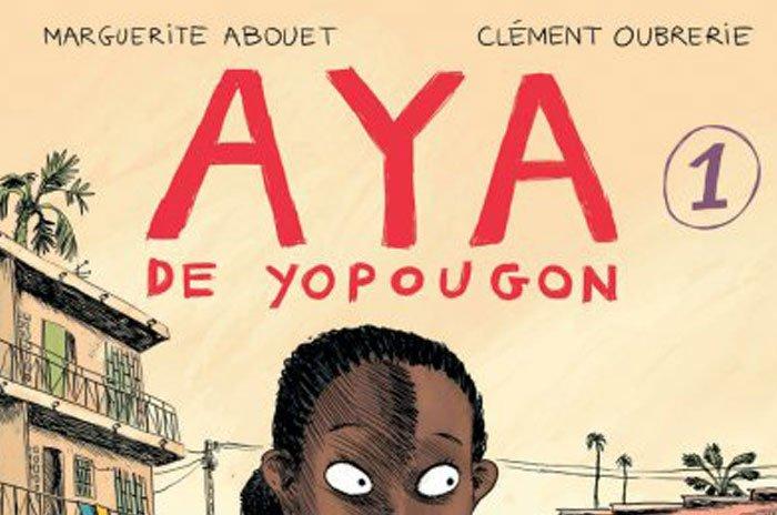 Aya de Yopougon, un joli parfum d'Afrique