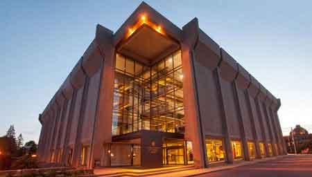 Le Grand Théâtre de Québec