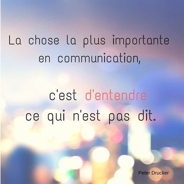 La communication heureuse (et bienveillante)