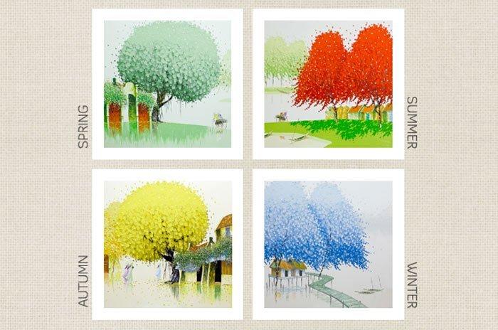 Les peintures du Vietnam de Phan Thu Trang