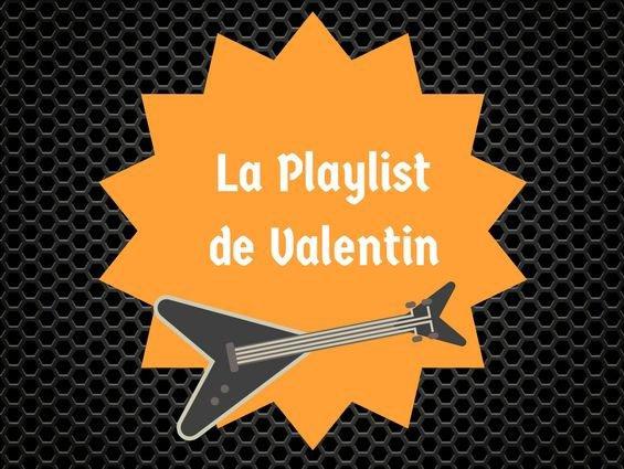 Playlist de février par LC design feat Valentin #11