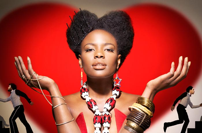 The noisettes : Don't Upset The Rythm
