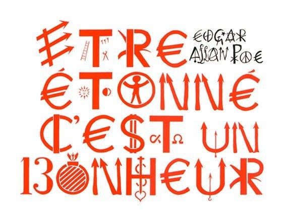 Jacques Villéglé : des affiches lacérées à l'alphabet socio-politique