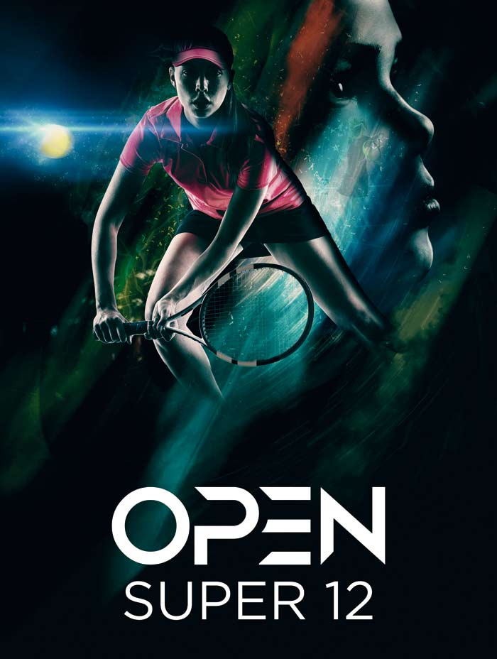 OPEN SUPER 12 TENNIS AURAY