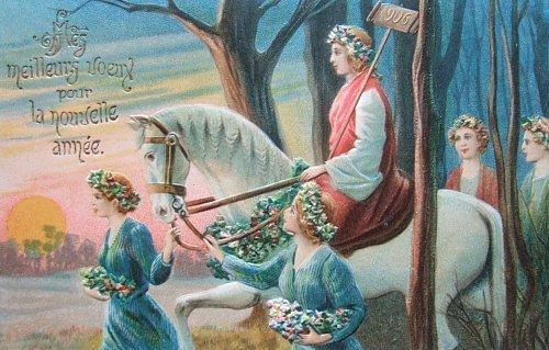Vœux de 1906