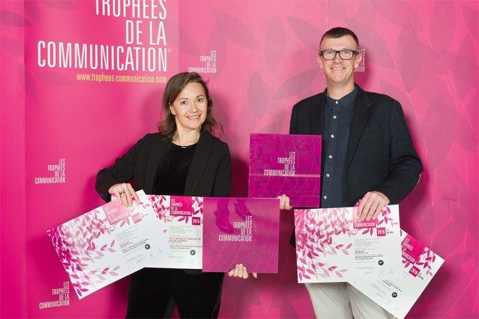 LC Design, prix spécial du jury pour la qualité de sa communication globale !