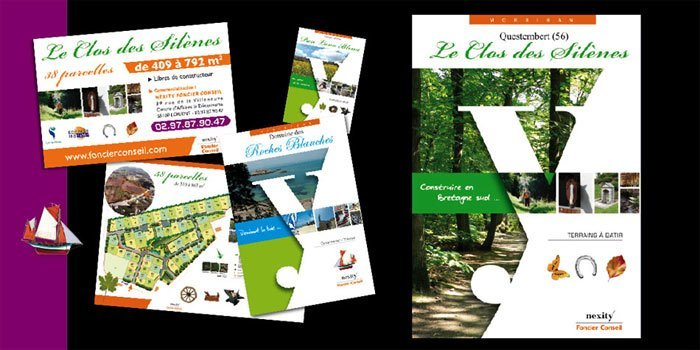 nexity-2 - publicité Lorient - lc design