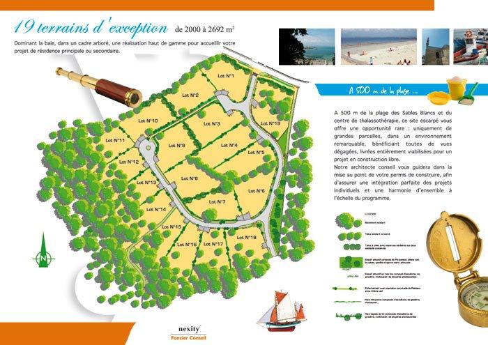 nexity-4- agence com Lorient - lc design
