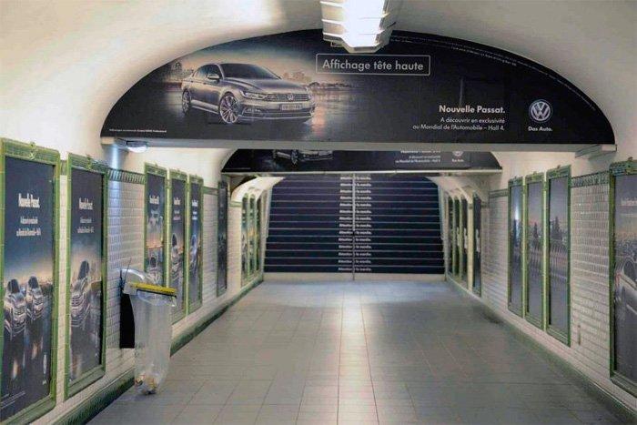 campagne Volkswagen pour