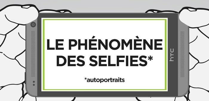 Le selfie, véritable phénomène de société ?
