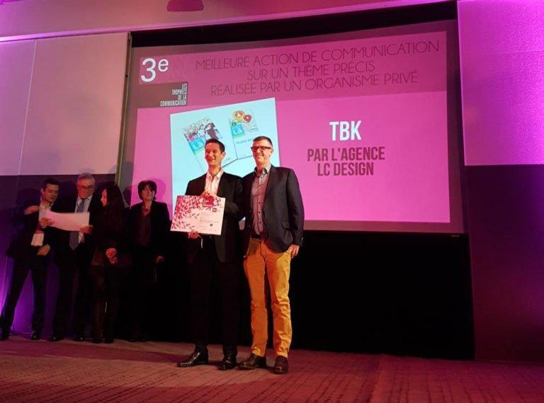 LC Design devient l'agence Bretonne la plus récompensée de France !