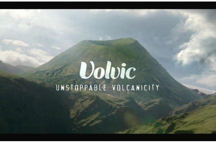 publicité Volvic