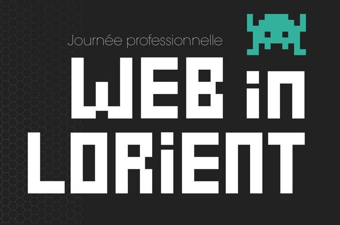 Retour sur la journée Web in Lorient 2013