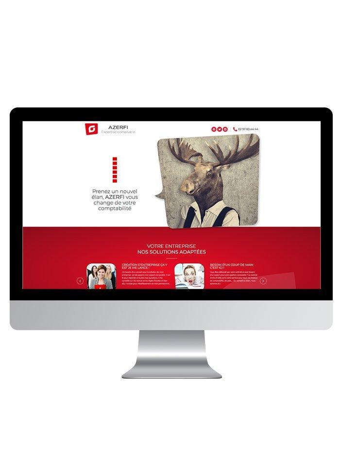 site-internet-Azerfi-lorient