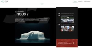 Site web récup auto