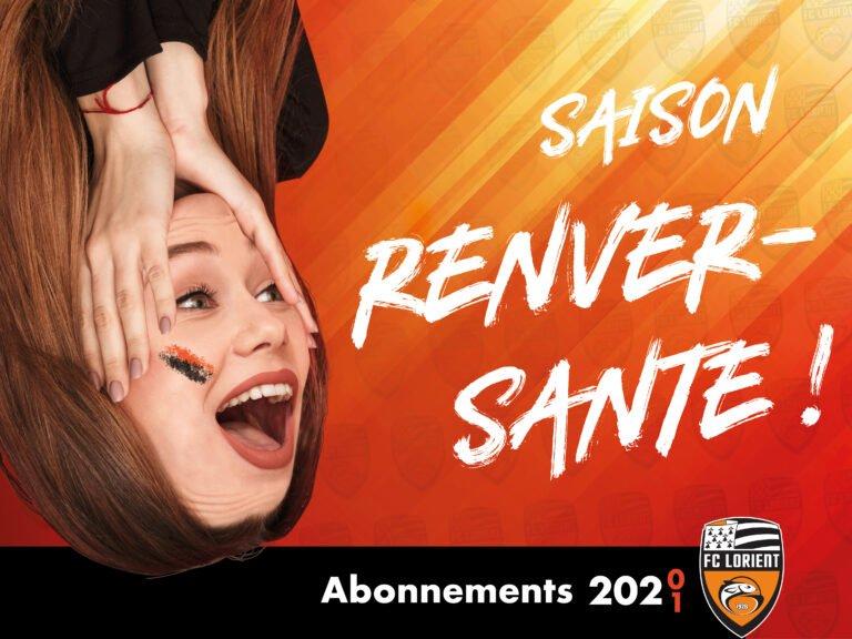 FC Lorient : propositions pour la campagne d'abonnements 2020/2021