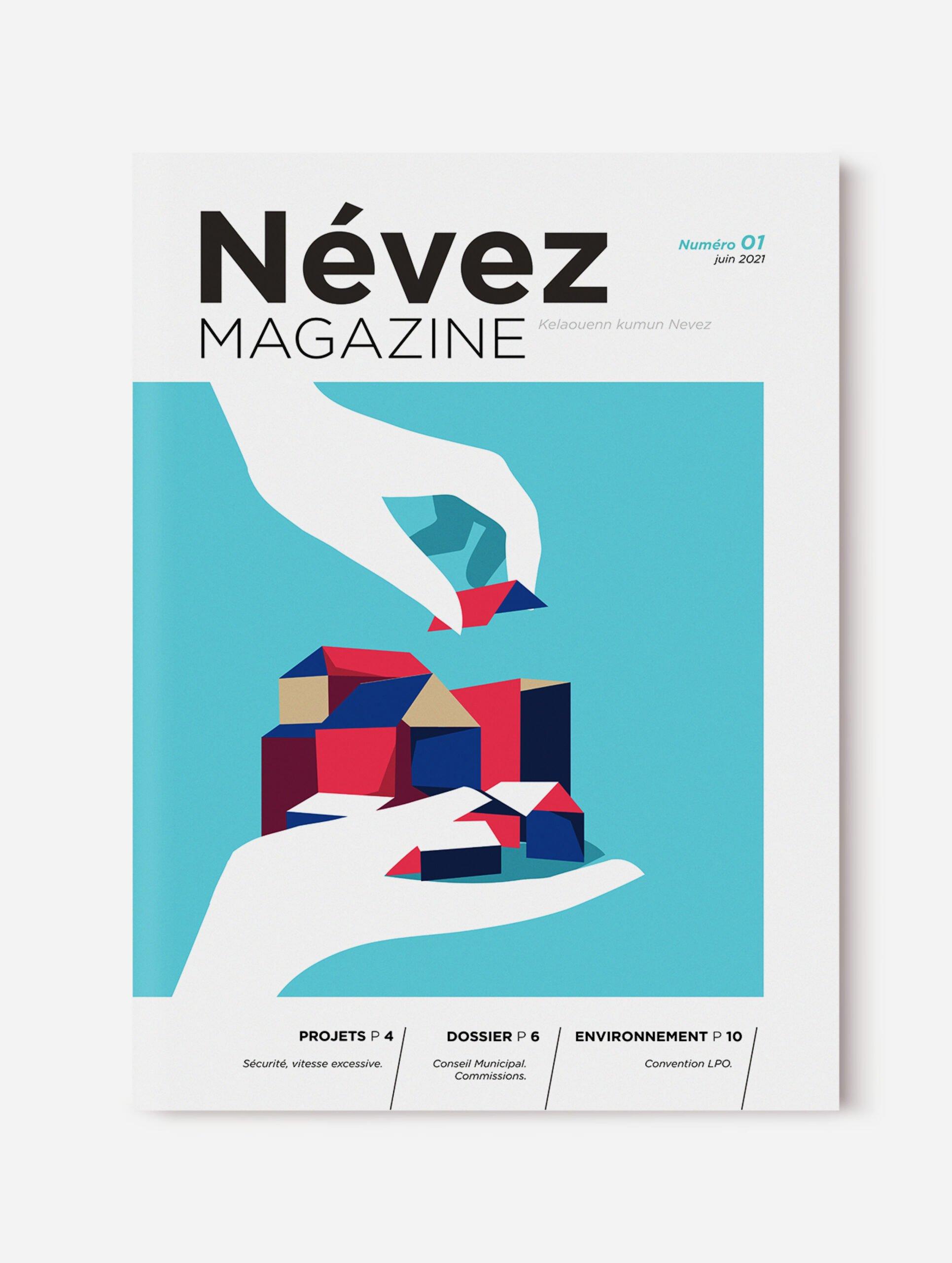 Magazine Névez