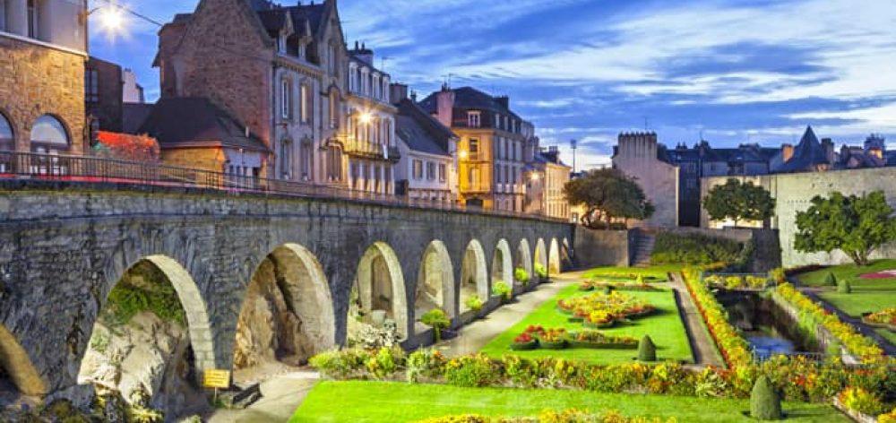 Rempart de Vannes, Morbihan